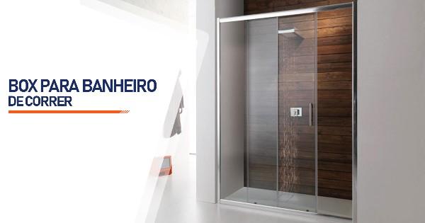 Box de Correr para Banheiro  Ribeirão Preto