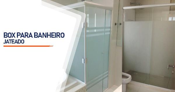 Box Jateado para Banheiro Ribeirão Preto