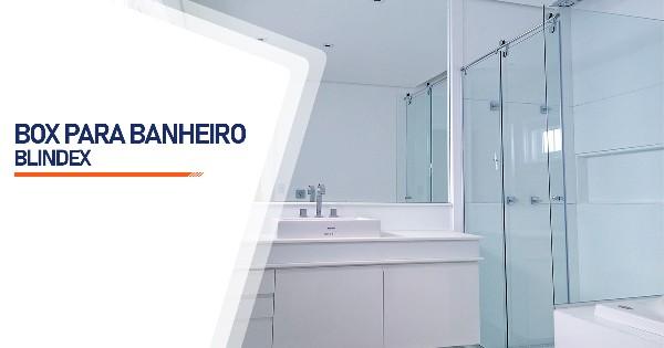 Box para Banheiro Blindex  Ribeirão Preto
