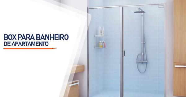 Box para Banheiro de Apartamento Ribeirão Preto