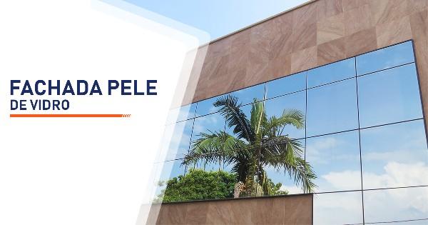 Fachada de Pele de Vidro Ribeirão Preto