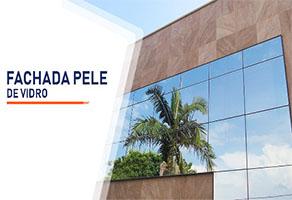 Fachada Pele de Vidro Ribeirão Preto