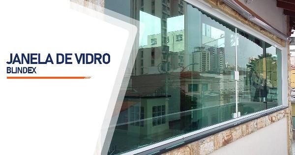 Janela De Vidro Blindex Ribeirão Preto