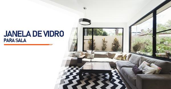 Janela De Vidro Para Sala Ribeirão Preto
