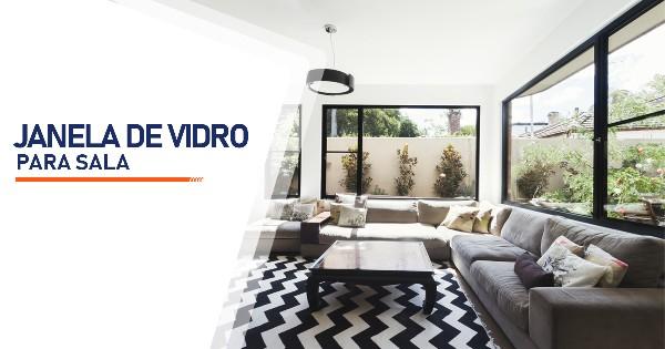 Janela Para Sala De Vidro Ribeirão Preto