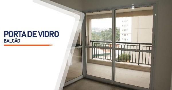 Porta Balcão De Vidro Ribeirão Preto