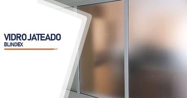 Vidro Blindex Jateado Ribeirão Preto